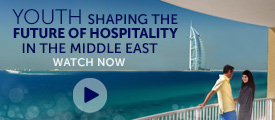 Briefing: youth shaping the future of hospitality in the Middle East