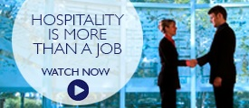 Briefing: hospitality is more than a job