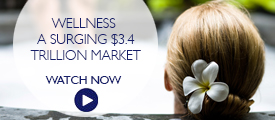 Wellness – A surging $3.4 trillion market