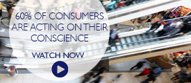 Briefing: 60% of Consumers are acting on their conscience