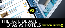 Briefing: OTAs vs hotels in the rate debate