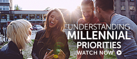 Briefing: Understanding Millennial priorities