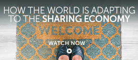 Briefing: How the world is adapting to the sharing economy