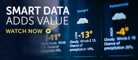 Briefing: Smart data adds value