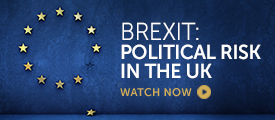 Briefing: Political risk from 'Brexit'