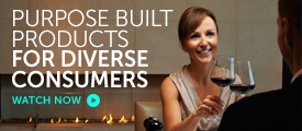 Briefing: Purpose built products for diverse consumers