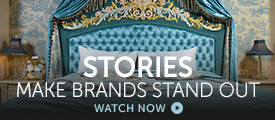Briefing: Stories make brands stand out