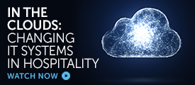 Briefing: In the Clouds – Changing IT systems in hospitality