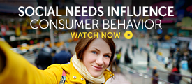 Briefing: Social needs influence consumer behaviour
