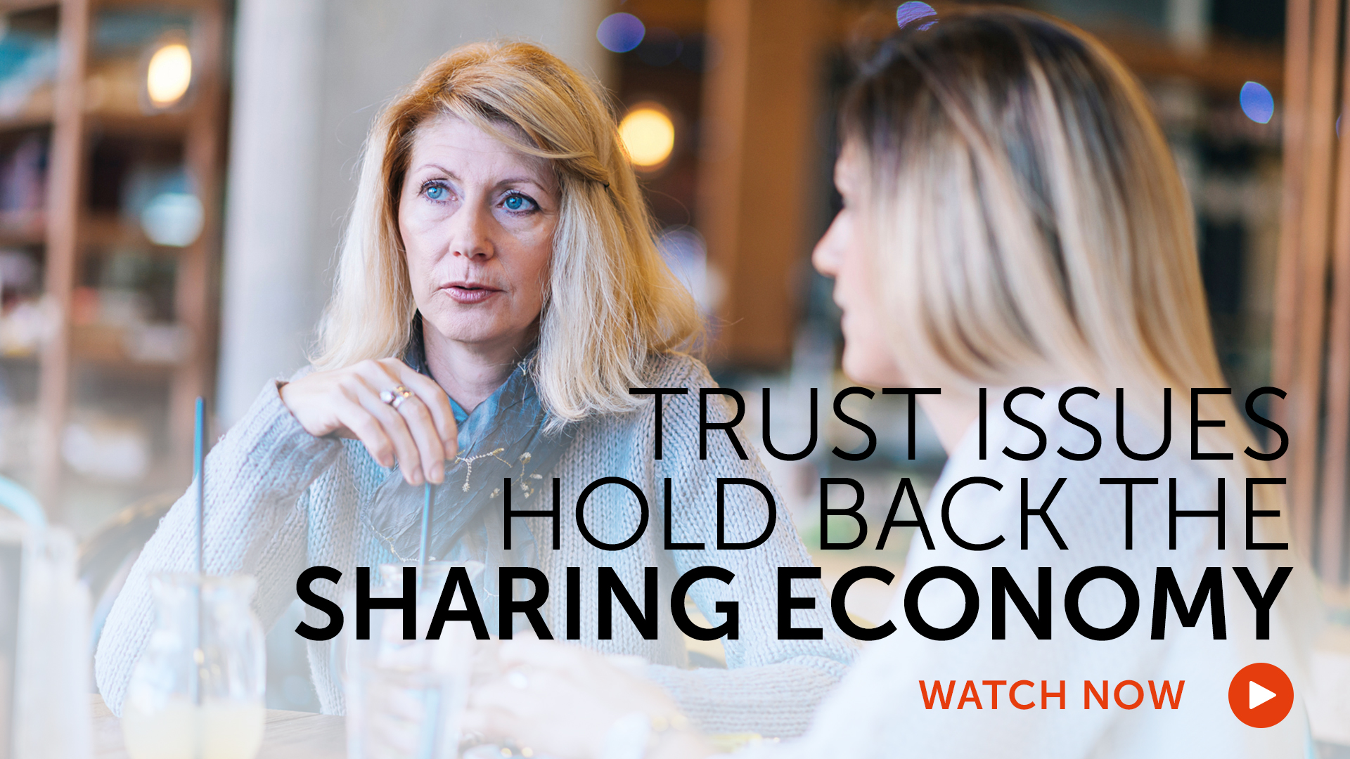 Briefing: Trust issues hold back the Sharing Economy